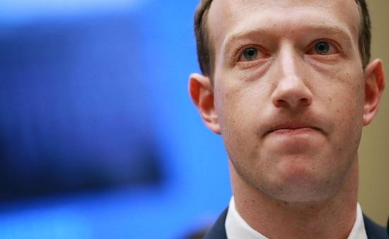 Mark Zuckerberg mất 6 tỷ USD trong ngày đen tối của Facebook