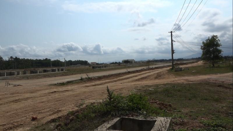 Dự án phục vụ Khu kinh tế Dung Quất dính hàng loạt sai phạm