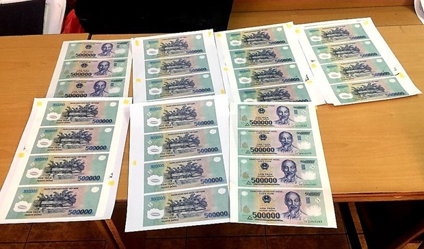Công an Thành phố Hồ Chí Minh triệt phá đường dây sản xuất tiền giả
