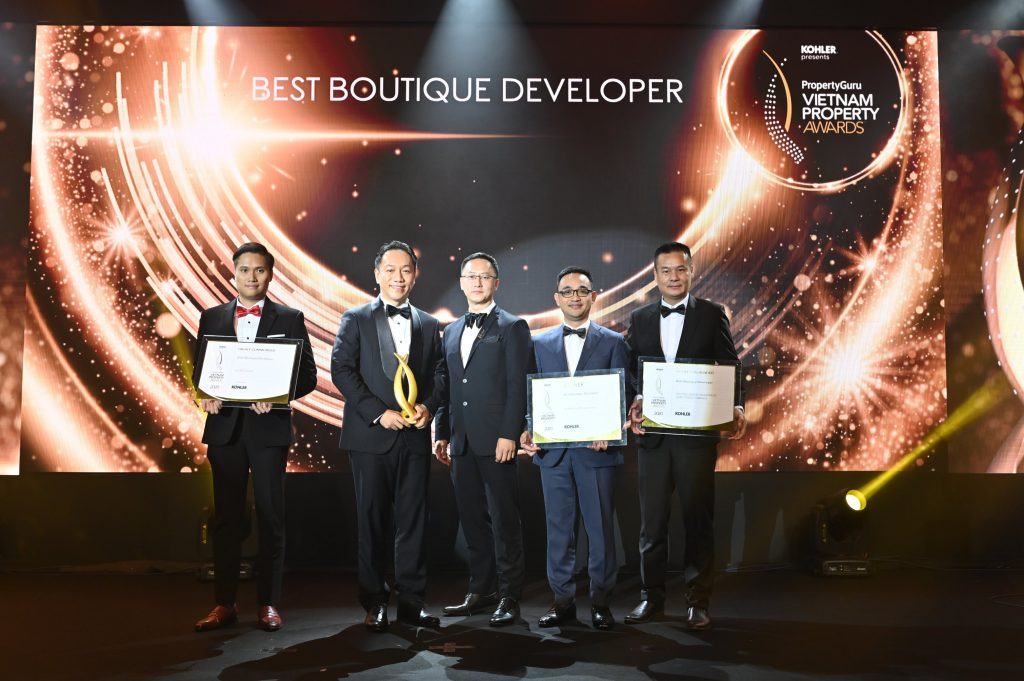 uy tin gotec land duoc khang dinh qua 4 giai thuong quoc te vietnam property awards 2020