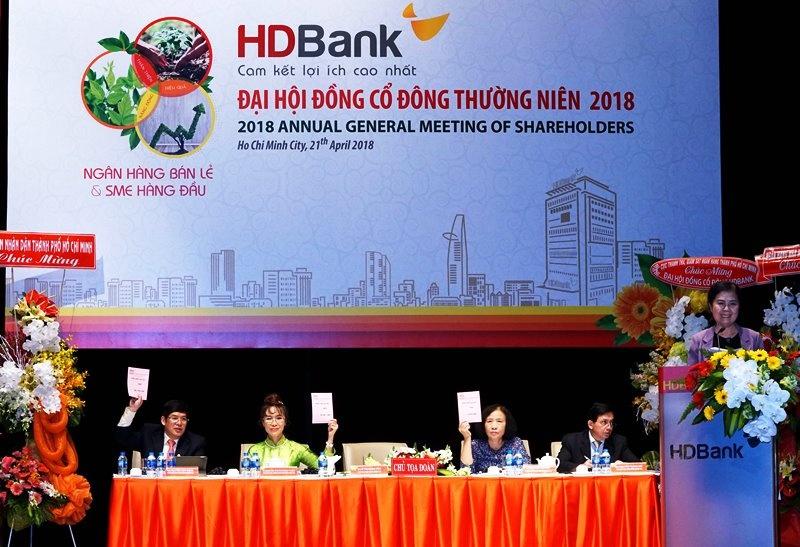 HDBank nằm trong Top 4 các ngân hàng có khả năng sinh lời cao nhất