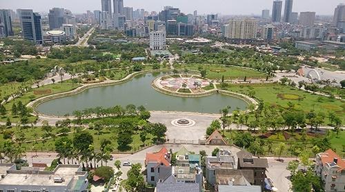 Xây dựng quận Cầu Giấy thành quận top đầu thành phố