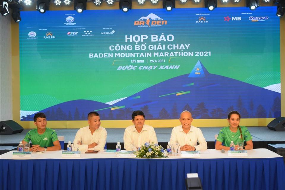 Tây Ninh công bố tổ chức Giải chạy marathon quy mô lớn đầu tiên