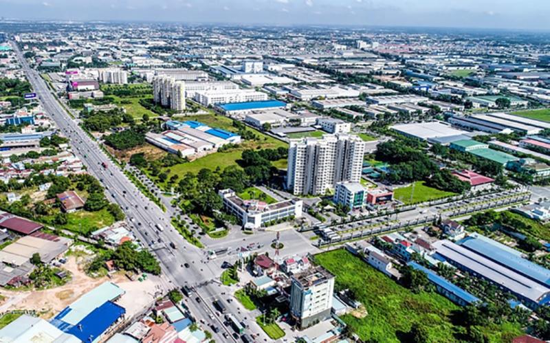 Long An: hạ tầng mở lối cho BĐS khu công nghiệp phát triển