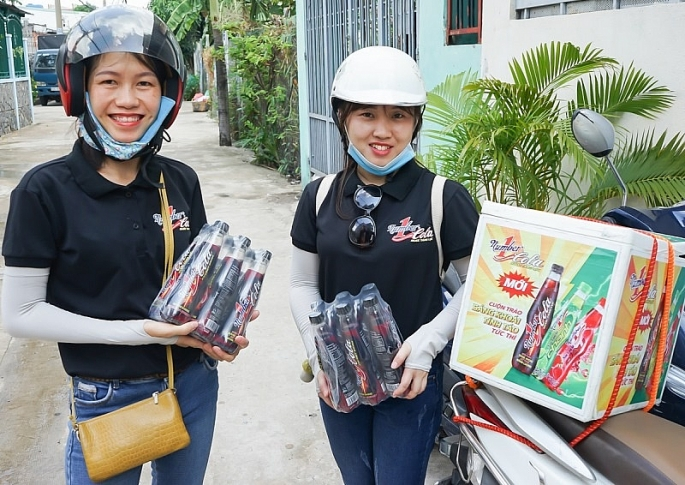 nuoc tang luc number 1 cola mang den su sang khoai cho nhung nguoi yeu thich vi cola