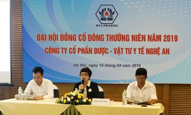 DNA PHARMA sẽ xây dựng cụm nhà máy dược hiện đại tại Nghệ An