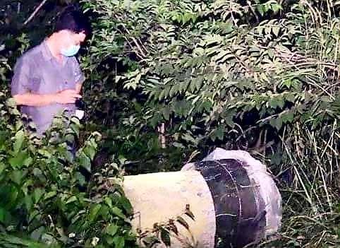 Thông tin tiếp về nghi án giết người giấu xác trong thùng bê tông