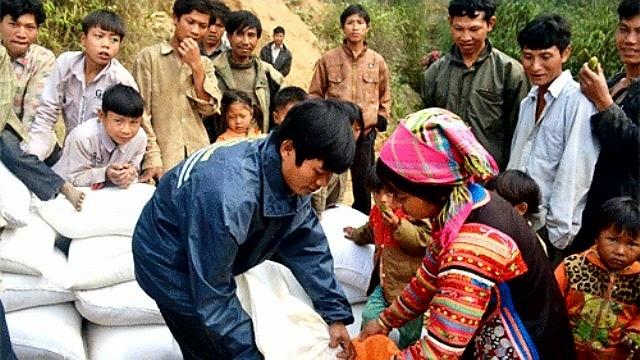 Thanh Hóa và Đắk Lắk chuẩn bị nhận hơn 1030 tấn gạo cứu đói