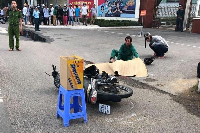 Hậu quả đau lòng  khi trẻ chưa đủ tuổi cho phép đi xe máy
