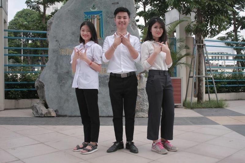 """Nhóm sinh viên """"nhà nghèo"""" của Đại học Kinh tế Quốc dân lọt vào chung kết thế giới cuộc thi đổi mới trong ngành Kinh doanh khách sạn"""