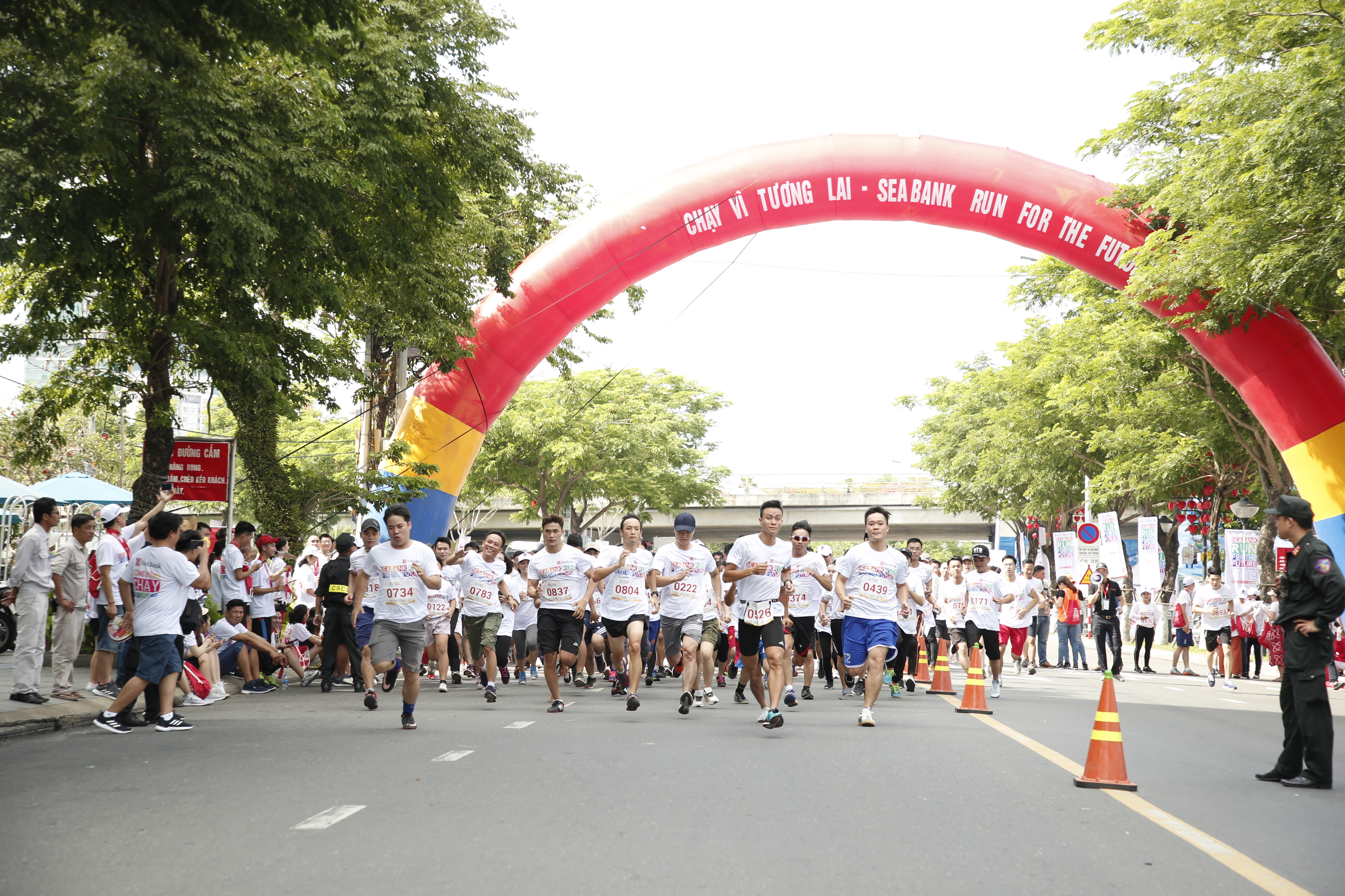 cong dong chay vi tuong lai seabank run for the future 2019
