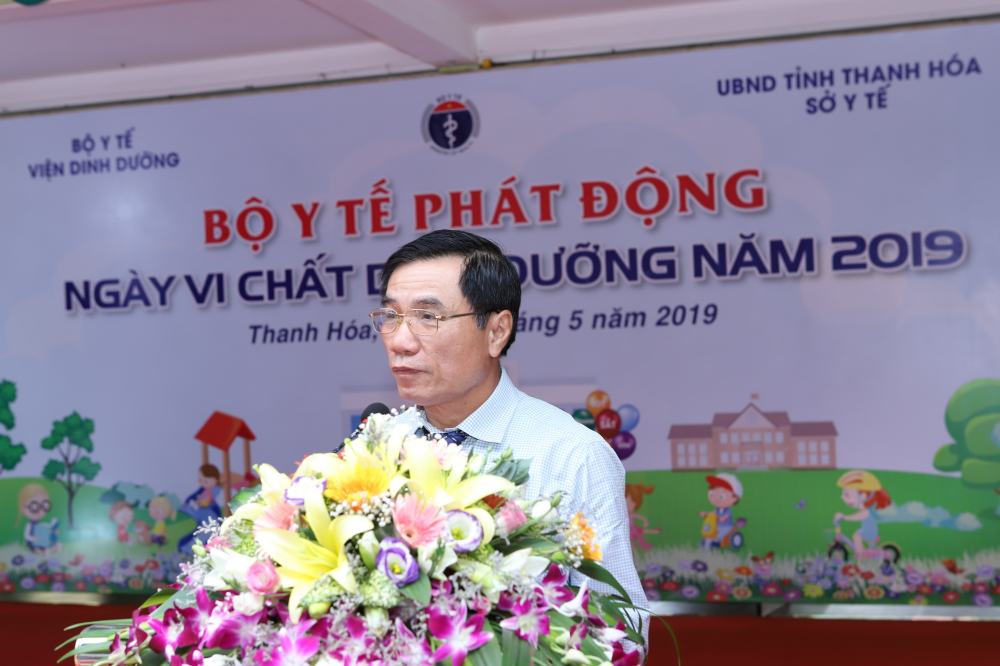 le phat dong ngay vi chat dinh duong 2019