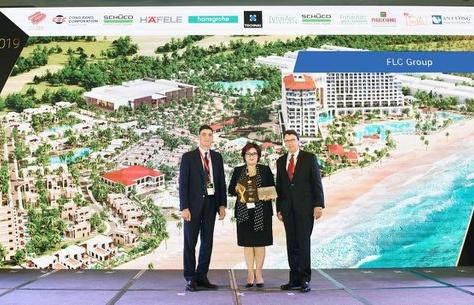 Tập đoàn FLC lần thứ ba lọt Top 10 chủ đầu tư hàng đầu tại BCI Asia Awards