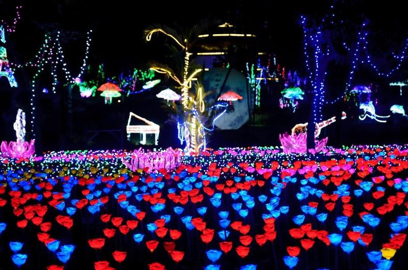 Đón hè rực rỡ với đại tiệc ánh sáng đầu tiên tại xứ biển Quy Nhơn