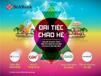 nhan ngay uu dai hap dan tai cgv traveloka grab shopee voi the quoc te seabank
