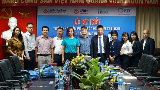 LienVietPostBank hợp tác với PTI cung cấp dịch vụ bảo hiểm trễ chuyến bay