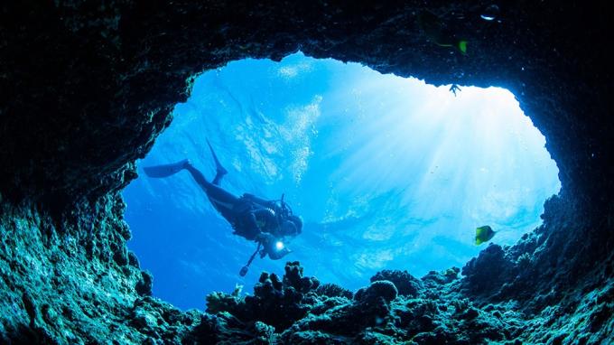 """Thám hiểm đại dương tại đảo """"thiên đường"""" Okinawa – Nhật Bản"""