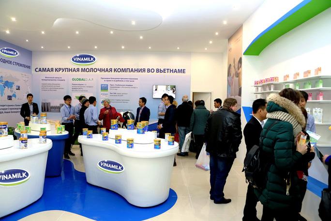 Doanh nghiệp sữa Việt đầu tiên được cấp phép xuất khẩu sữa vào Liên minh Kinh tế Á Âu