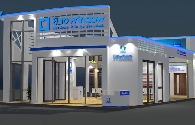 vietbuild hcm 2020 eurowindow ra mat nhieu san pham xanh thong minh