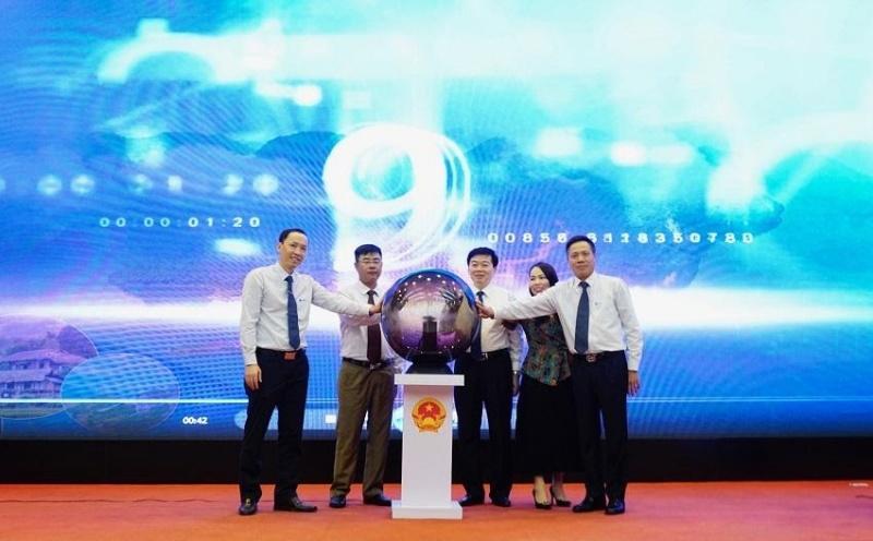 05 năm tập trung xây dựng Chính quyền điện tử, Hòa Bình mang diện mạo mới