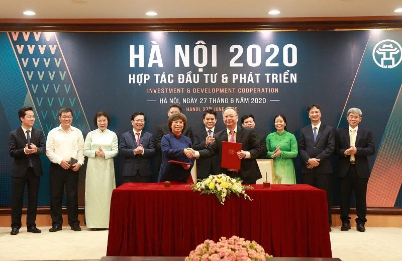 Tập đoàn TH xây dựng Khu nông nghiệp Công nghệ cao ven sông Hồng - Hà Nội