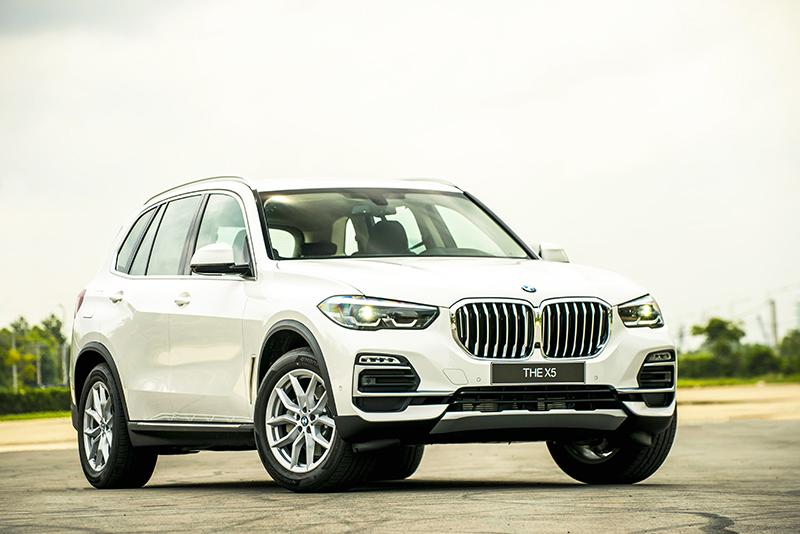 BMW X5 hoàn toàn mới đã có mặt tại Việt Nam - xe đặt nền tảng cho sự phát triển của gia đình BMW X Series