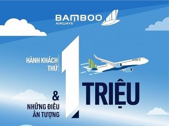 bamboo airways hanh khach thu 1 trieu va nhung con so an tuong