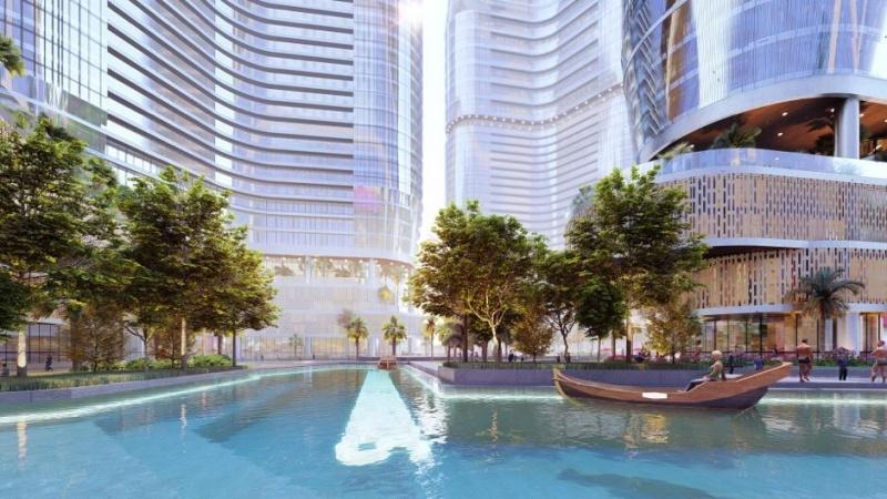 Resort 4.0 ven sông Sài Gòn – siêu phẩm sắp ra mắt của Sunshine Group