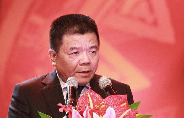 Cựu chủ tịch BIDV Trần Bắc Hà tử vong trong trại tạm giam