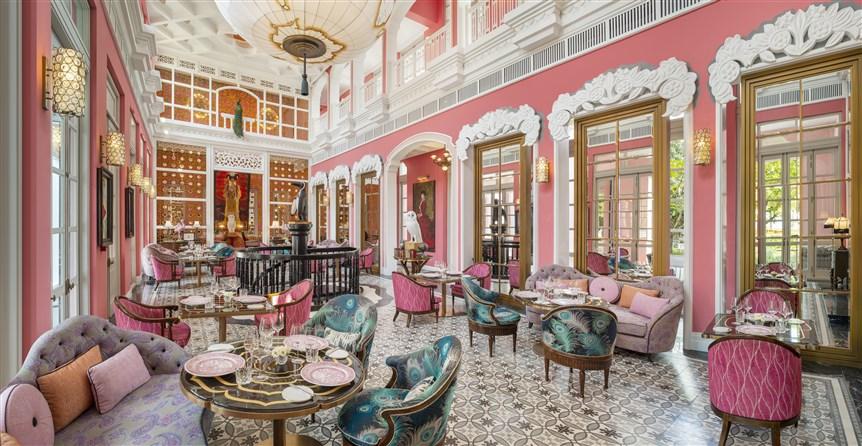 JW Marriott Phu Quoc Emerald Bay được vinh danh ở 10 hạng mục giải thưởng World Luxury Restaurant Awards 2019