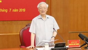 dua vu ong le tan hung vao dien ban chi dao chong tham nhung theo doi