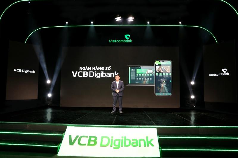 VCB Digibank đã thu hút số lượng lớn khách hàng đăng ký và chuyển đổi chỉ trong vòng 1 tuần ra mắt