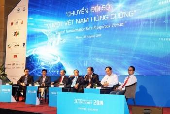 vi viet tham du dien dan cap cao vietnam ict summit 2019