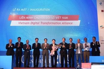 VNPT là thành viên của Liên minh chuyển đổi số Việt Nam
