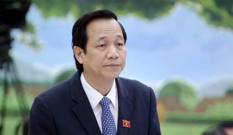 Bộ trưởng Đào Ngọc Dung: 'Doanh nghiệp bạn còn đào hầm cho người lao động trốn ở lại'