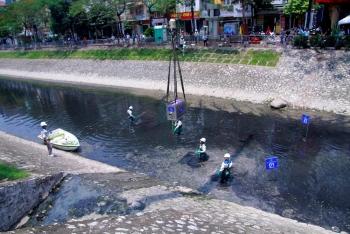 Không cần bơm nước sông Hồng vào sông Tô Lịch huyền thoại hồi sinh, nếu...?