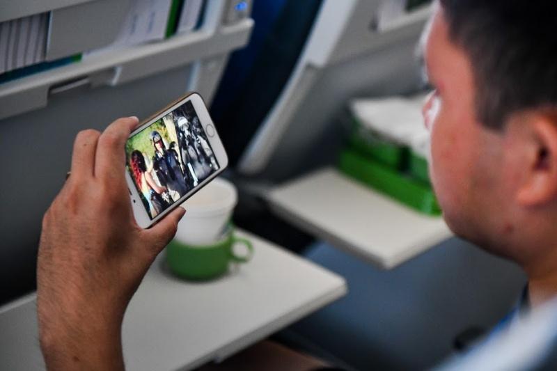 Bamboo Airways áp dụng công nghệ giải trí không dây trên máy bay tiên tiến bậc nhất Việt Nam