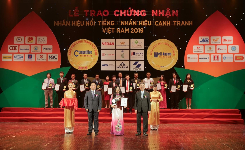 seabank lot top 20 nhan hieu noi tieng nhan hieu canh tranh nam 2019