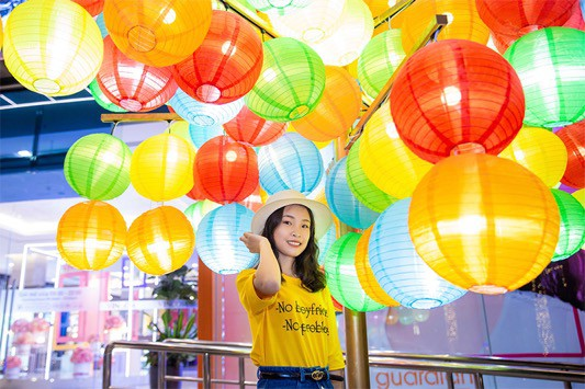 vincom khoi dong hanh trinh mau xanh don trung thu an lanh