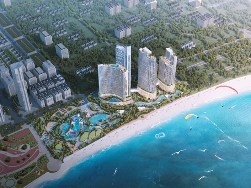 nhung uu the vuot troi cua sunbay park hotel resort phan rang