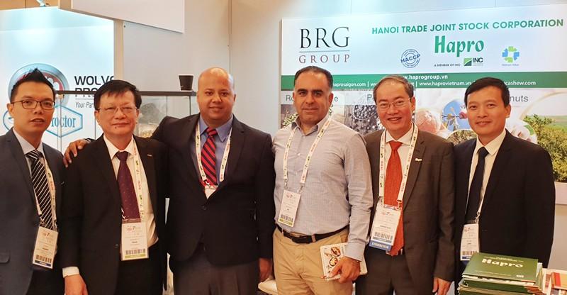 Hapro – Công ty xuất nhập khẩu chủ lực của Tập đoàn BRG đạt danh hiệu doanh nghiệp xuất khẩu uy tín năm 2018
