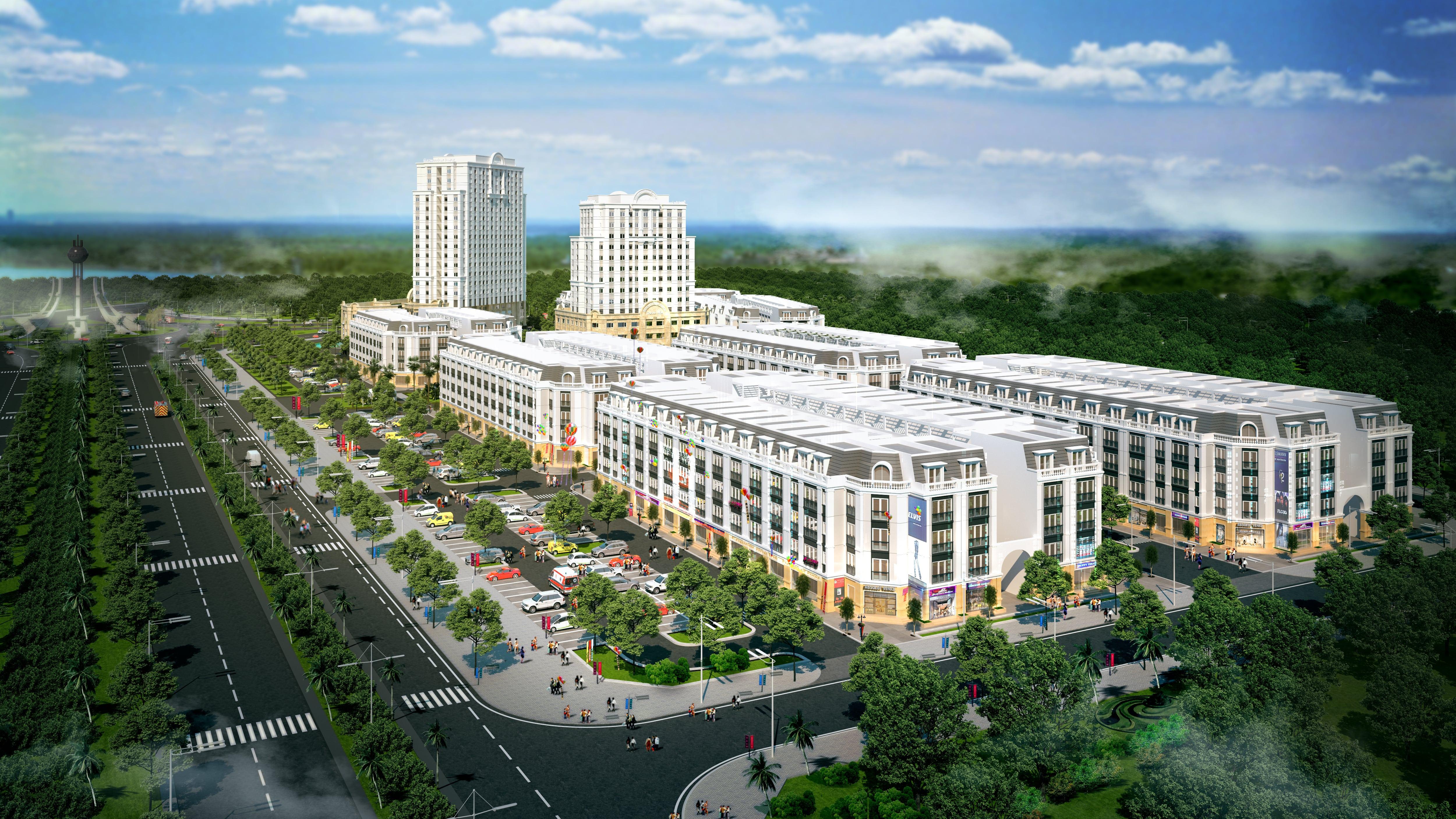 Bất động sản Thanh Hóa: Dự án khu đô thị cao cấp Eurowindow Garden City