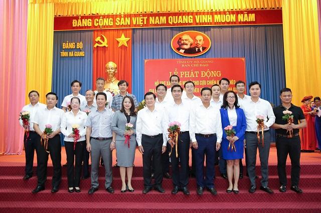Tập đoàn FLC trao tặng 30 tỷ đồng xây dựng nhà ở cho người nghèo Hà Giang
