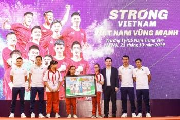 strong vietnam hanh trinh cua uoc mo va niem tin