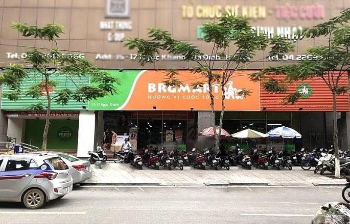 Tập đoàn BRG khẳng định vị thế trên thị trường bán lẻvới việc chuyển đổi 18 siêu thị Intimex, Hapromart, Seikamart thành BRGMart