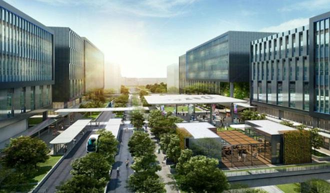 Tân Hoàng Minh chi gần 3.000 tỷ đồng xây khu công nghệ thông tin