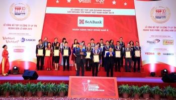 seabank xep hang 70500 doanh nghiep tu nhan co loi nhuan tot nhat 2019