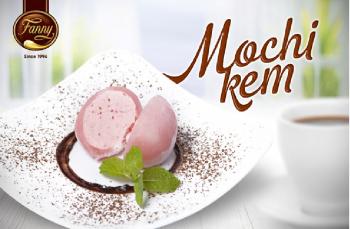 fanny ra mat san pham moi mochi kem