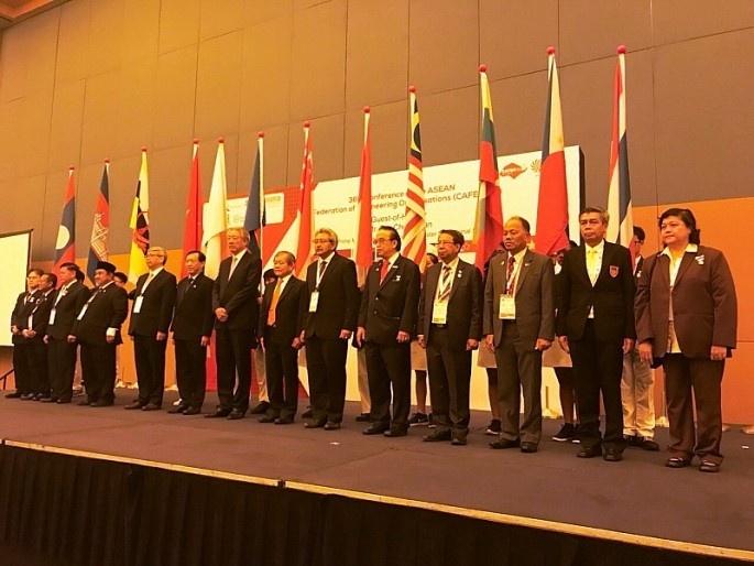 Hội nghị  CAFEO 38 cộng đồng ASEAN hướng tới Bền vững và Thịnh vượng