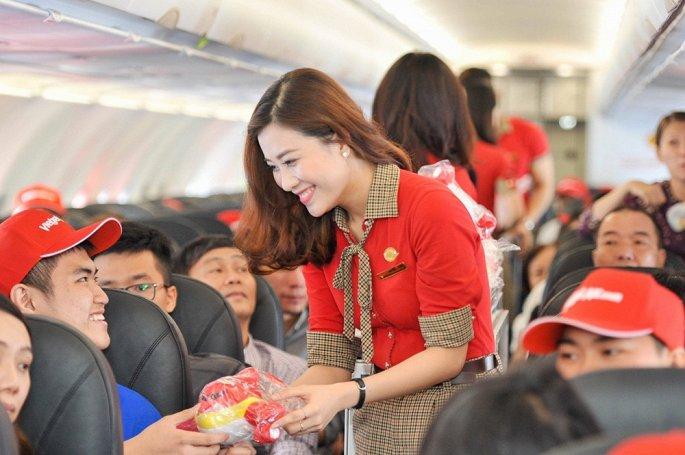 Vietjet Air tung 5 triệu vé chỉ từ 0 đồng bay khắp Việt Nam và Châu Á